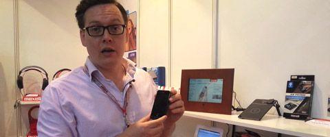 trådlös laddare till Iphone
