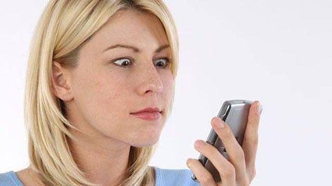 När mobilen trilskas