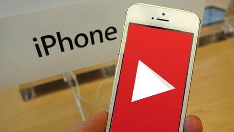 Youtube IPhone Ipad Mac