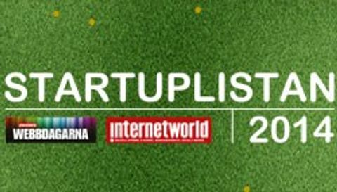 startuplistan, logga