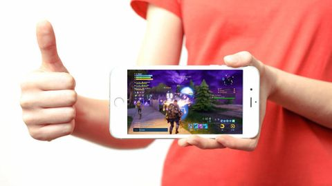 Snabba upp Iphone