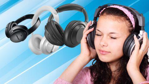 Brusreducerande hörlurar