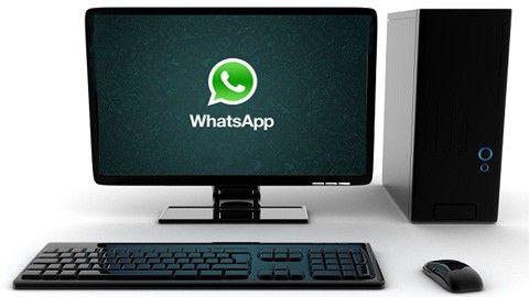 whatsapp på datorn