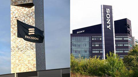 Ericsson Sony mobile