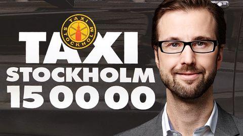 Taxi Stockholm, Gustav Berg