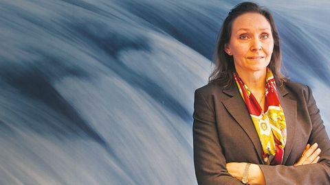Caroline Olstedt Carlström.