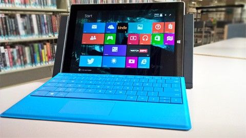 test surface 3