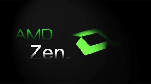 AMD-zen logga