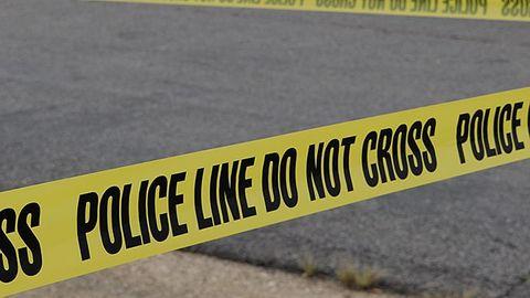 Polis, avspärrningstejp