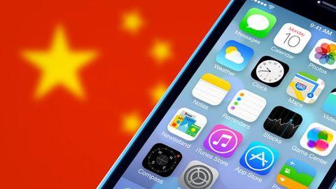 Iphone Kina