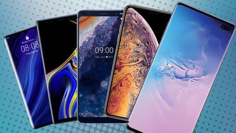 Bästa mobil smartphone