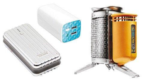 17 smarta nödladdare – för din mobil och surfplatta!