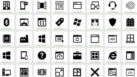 windows gratis ikoner