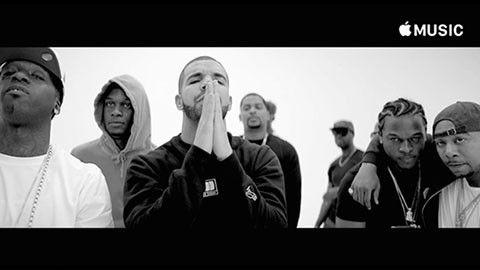 "Drakes nya video ""Energy"""