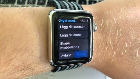 Allt du kan göra med Force Touch på Apple Watch