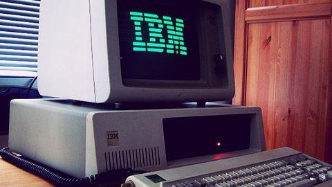 ibm dator