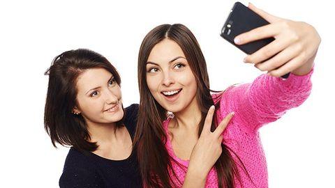 Chatta och dela bilder med nya Snapchat