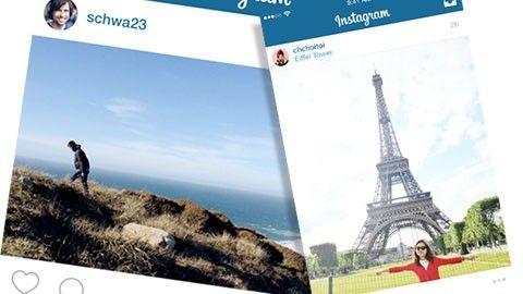 Nu är det slut med fyrkantiga bilder på Instagram