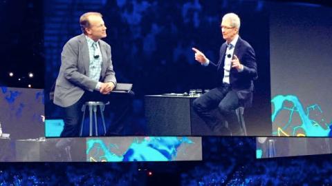 Apple + Cisco