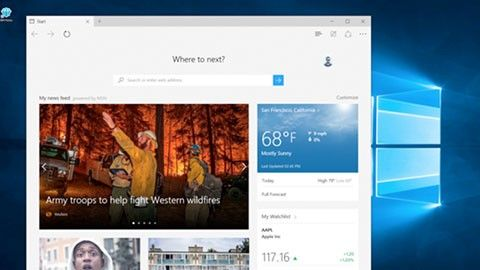 Microsoft släpper den första stora buggfixen för Edge