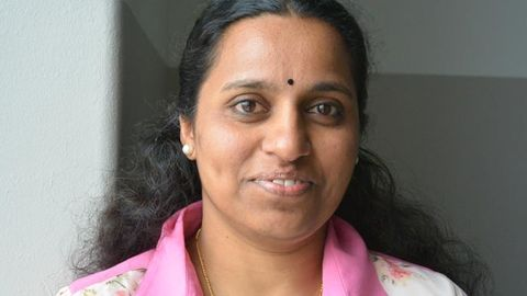 Nisha Kurungat.