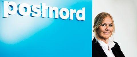 Gunilla Berg, CFO på Postnord