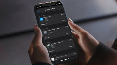 Begär återköp från App Store