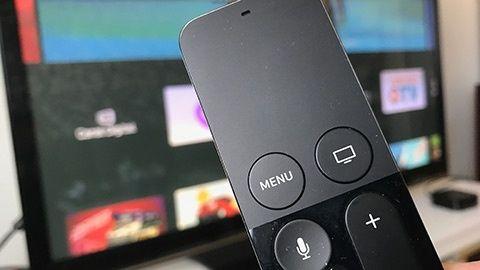 Alla apparna som släppts till nya Apple TV