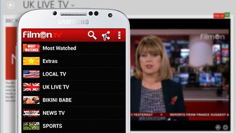 Här är appen som ger dig gratis kabel-tv