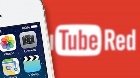 Youtubes nya betaltjänst populär bland IOS-användare