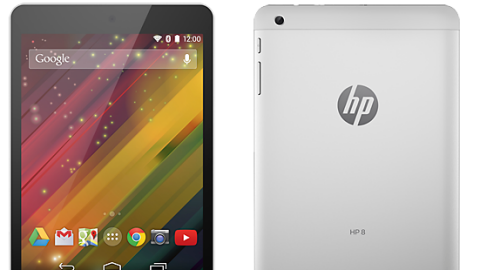 HP 8 G2 Tablet