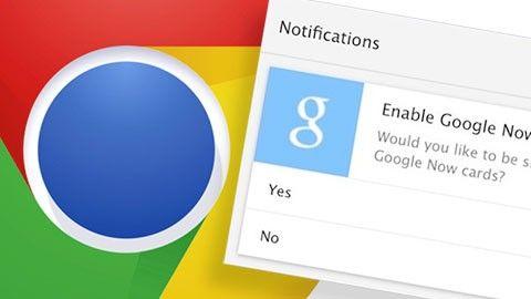 Notiser är nu borta i Chrome