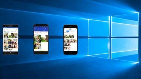 Så funkar Windows 10 i mobilen