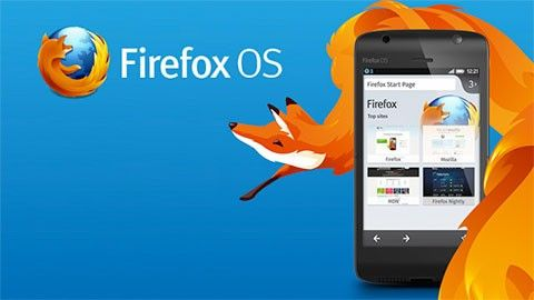 Mozilla lägger ned Firefox OS