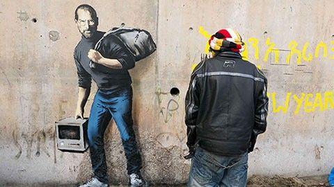 Steve Jobs som flykting