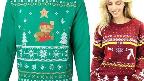 Nördigaste tröjorna du kan ha på dig i jul