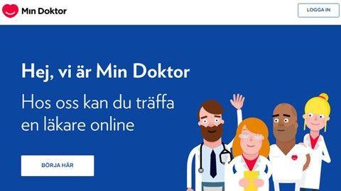 Besök vårdcentralen på nätet