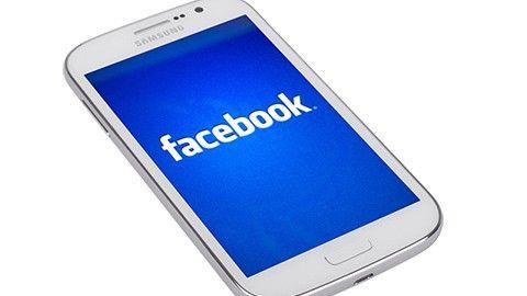 Kör rätt webbläsare i Facebook-appen