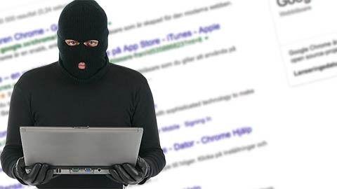 """Bästa tipsen när webbläsaren blivit """"ockuperad"""""""
