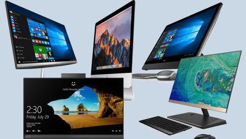 Allt-i-ett-datorer