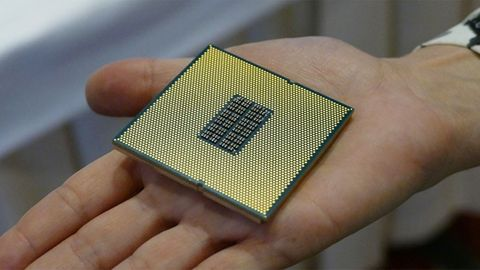 Arm Qualcomm server chipp
