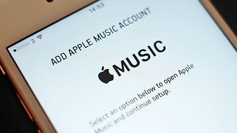 Apple Music med Sonos