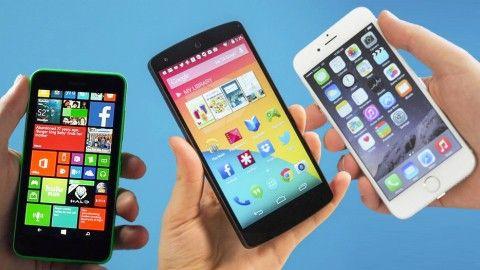 Smarta mobiltelefoner