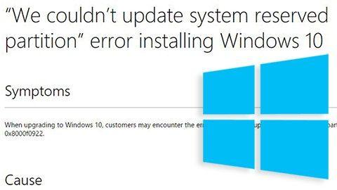 Hur löser jag det dolda Windows 10-problemet
