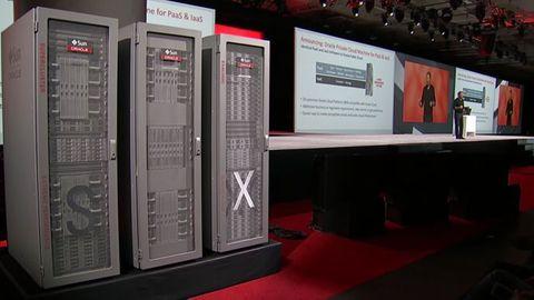 Oracle Cloud Machine