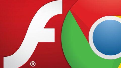 Flash Adobe Chrome