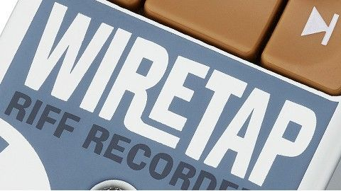 Wiretap Riff Recorder