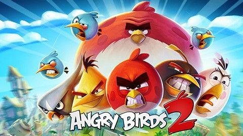 De arga fåglarna är tillbaka