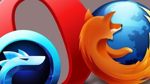 5 webbläsare som utmanar Chrome