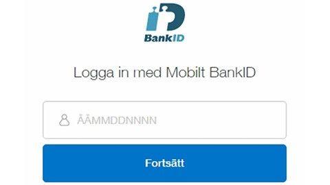 Jag vill göra bankaffärerna på datorn